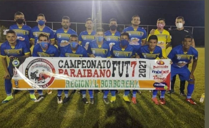 Três jogos abriram de forma oficial o Campeonato Paraibano de FUT-7