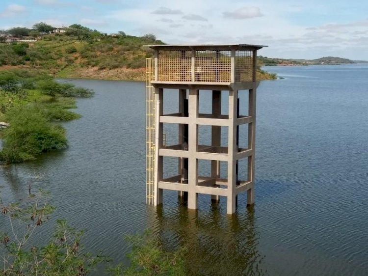 Especialista ressalta aumento na lâmina d'água do Açude de Boqueirão