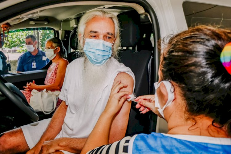 Covid-19: mais de 800 mil paraibanos foram vacinados com a 1ª dose