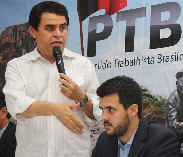 Debandada: Após anúncio de Nilvan, lideranças do PTB abandonam sigla e seguirão com Wilson Santiago