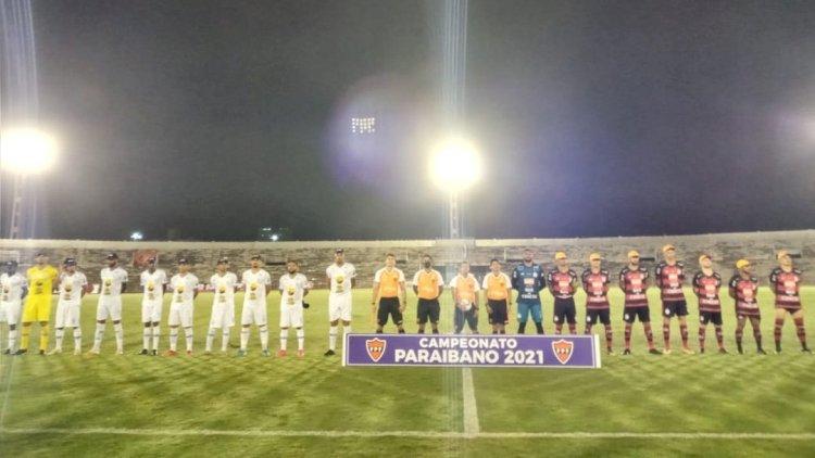 Nos pênaltis Campinense vence Atlético de Cajazeiras e vai enfrenta o Botafogo na semifinal da competição