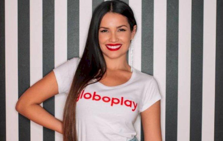 Juliette Freire é contratada pela Rede Globo para divulgar o Globoplay