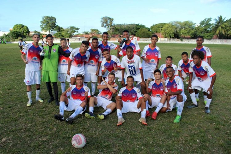 Queimadense empata com o Treze e perde vaga do Campeonato Paraibano Sub 19 no saldo de Gol