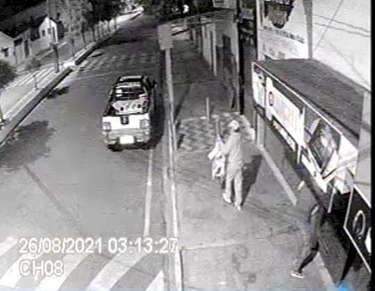 Bando faz arrastão em 3 cidades do Cariri e leva ar condicionado de lotérica