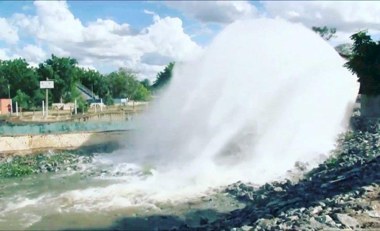 Ministério de Desenvolvimento Regional determina paralisação do bombeamento de água da transposição