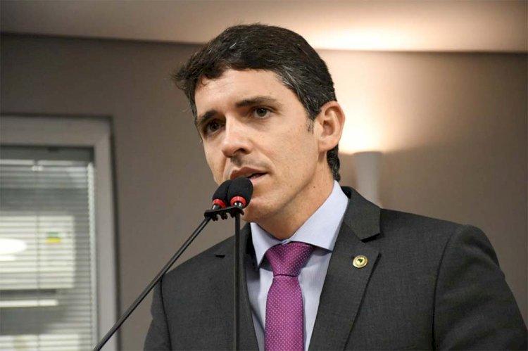 Deputado do PSDB admite aproximação com o MDB do senador Veneziano